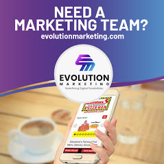 Evolution Marketing logo