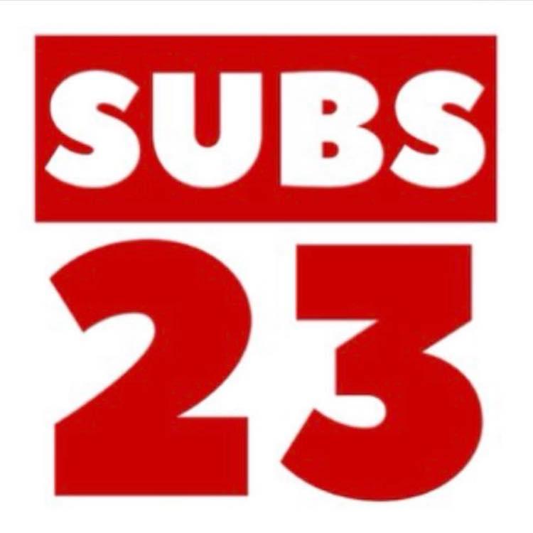 SUBS 23 logo