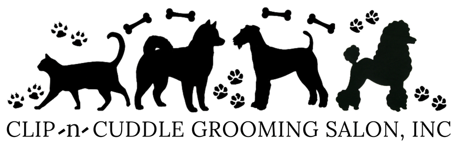 Clip N Cuddle Grooming Salon Inc. logo