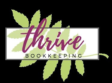 Thrive Bookkeeping logo