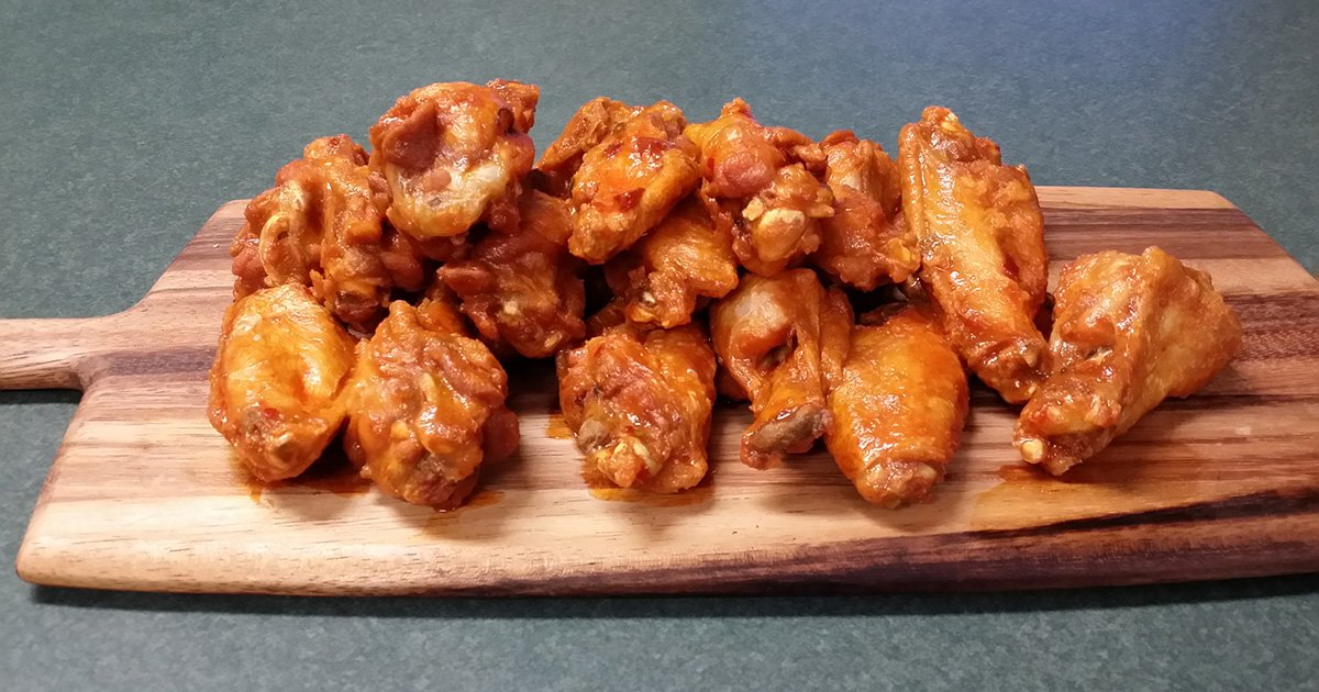 National Chicken Wing Day at The Distillery