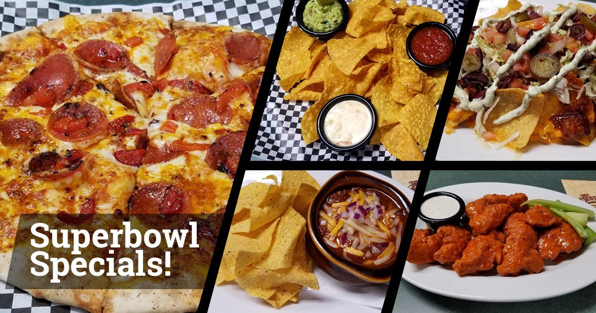 2019 Superbowl Food Specials Rochester NY