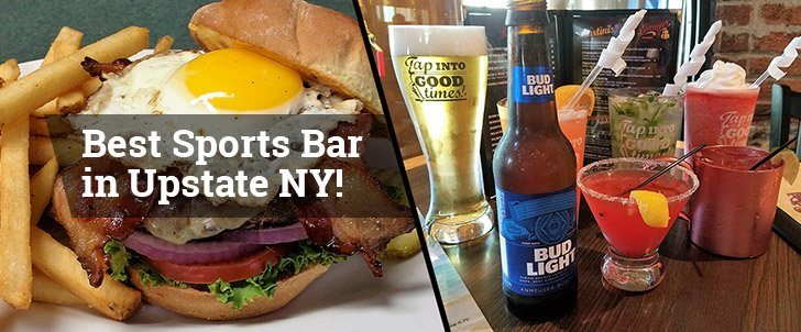 Best Sports bar in Upstate NY