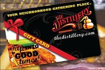 The Distillery Gift Card