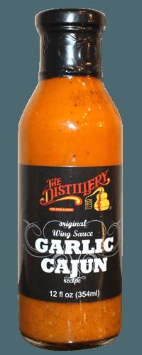 Garlic Cajun Sauce