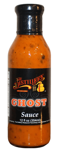 Ghost Sauce