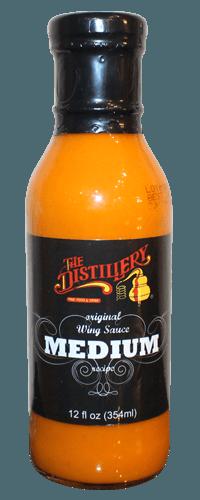 Medium Buffalo Wing Sauce