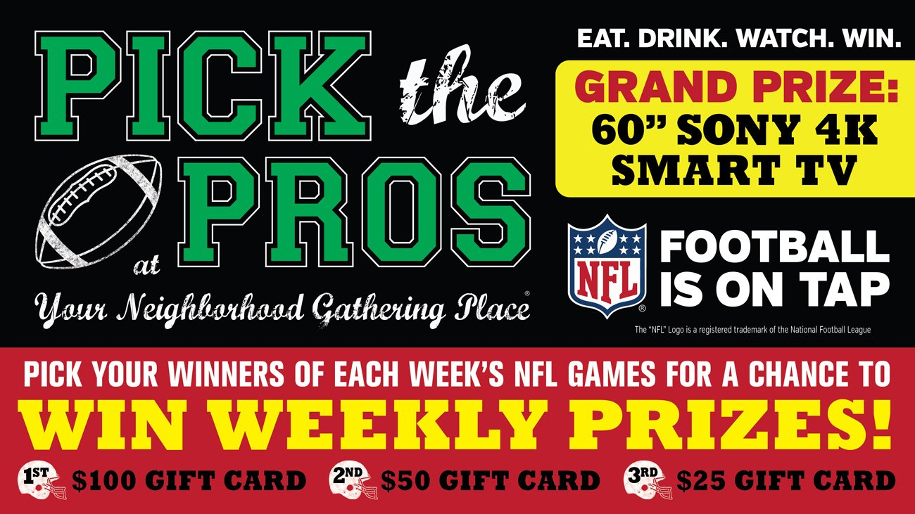 Watch Football at The Distillery Promo