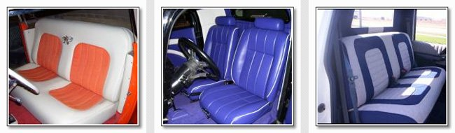 custom interior seats Rochester NY
