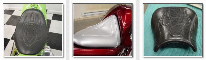 custom motorcycle seats Rochester NY