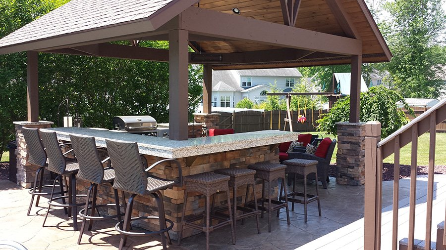 Making Sure Your Backyard Patio is Summer-ready in Syracuse