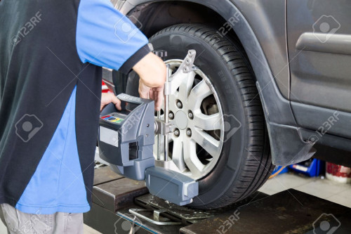 Is your car in need of alignment after spring pot holes?