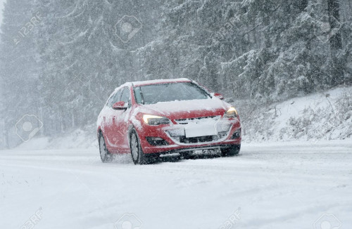Are your tires ready for winter roads?