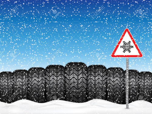 Get ready for winter driving with new winter tires!