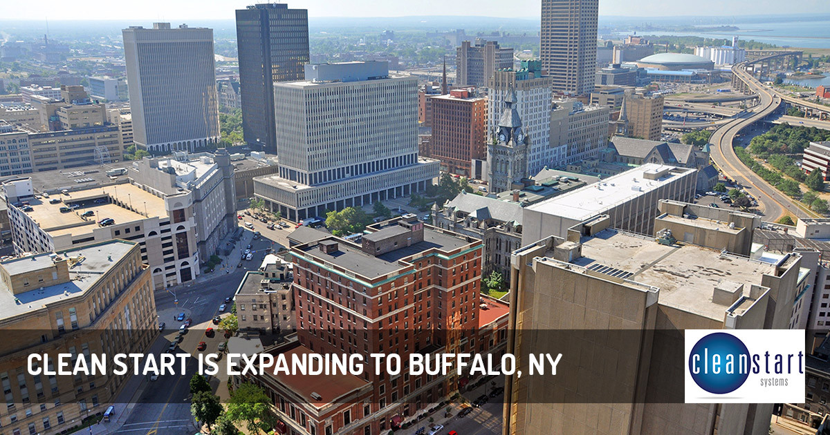 Clean Start Systems is Expanding to Buffalo, NY