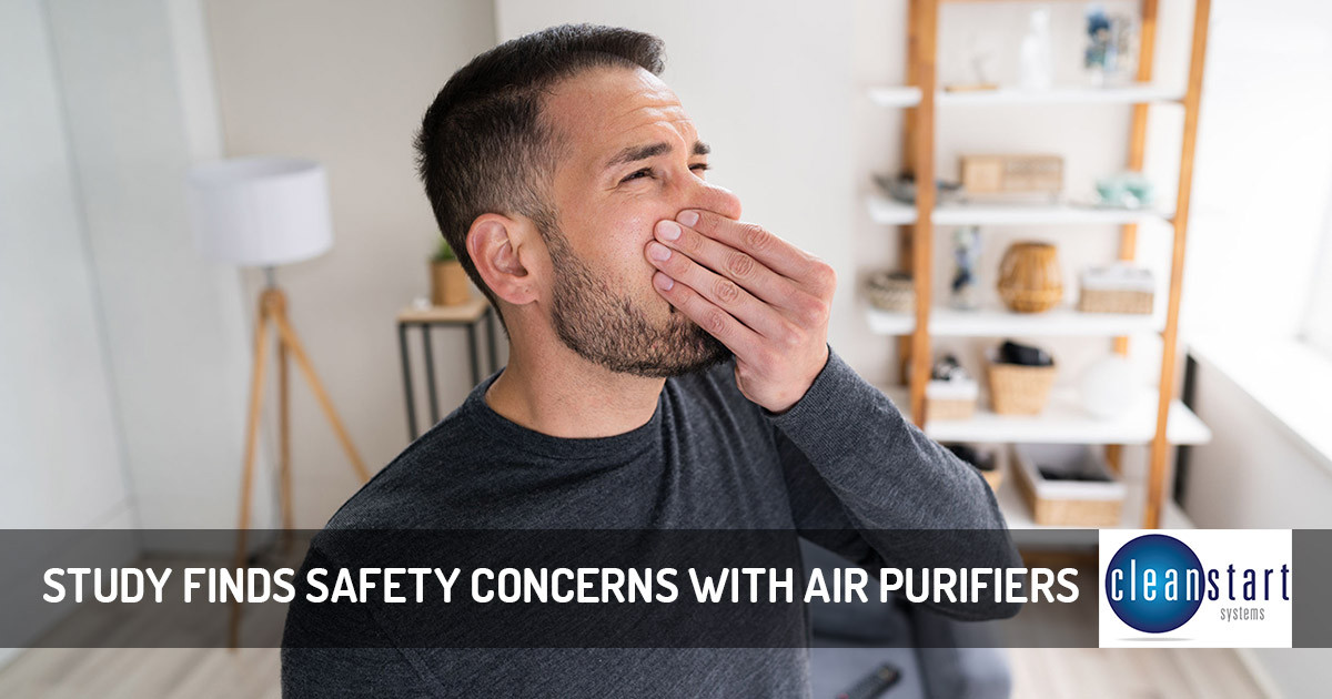 New Study Finds Potential Problems with Air Purifiers