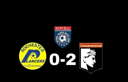 Lancers Drop Season Opener vs Cleveland SC 2-0