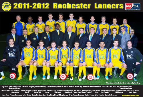 2011 Roster