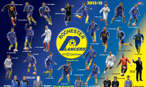 2012 Roster