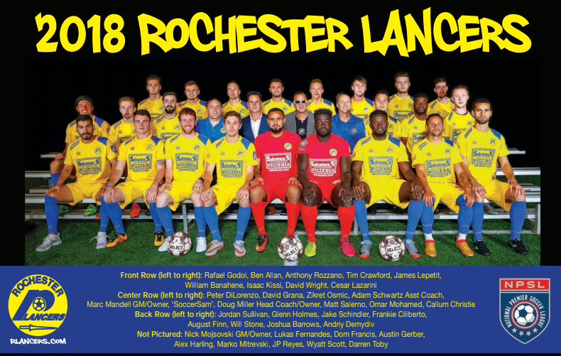2018 Roster