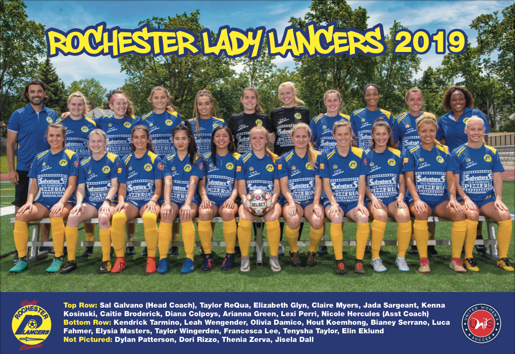 2019 Roster