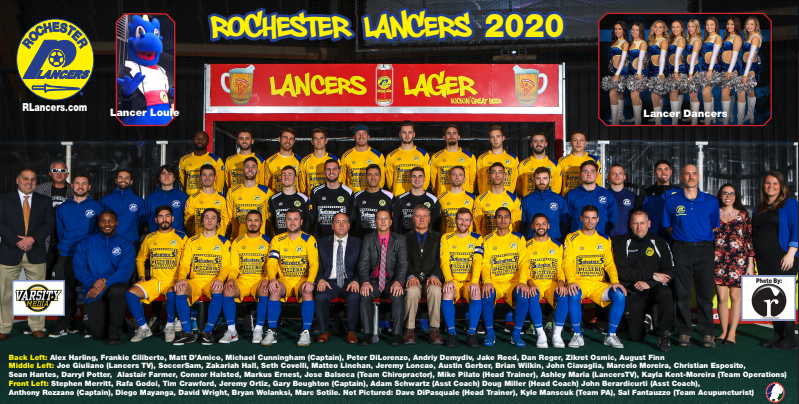 2020 Roster