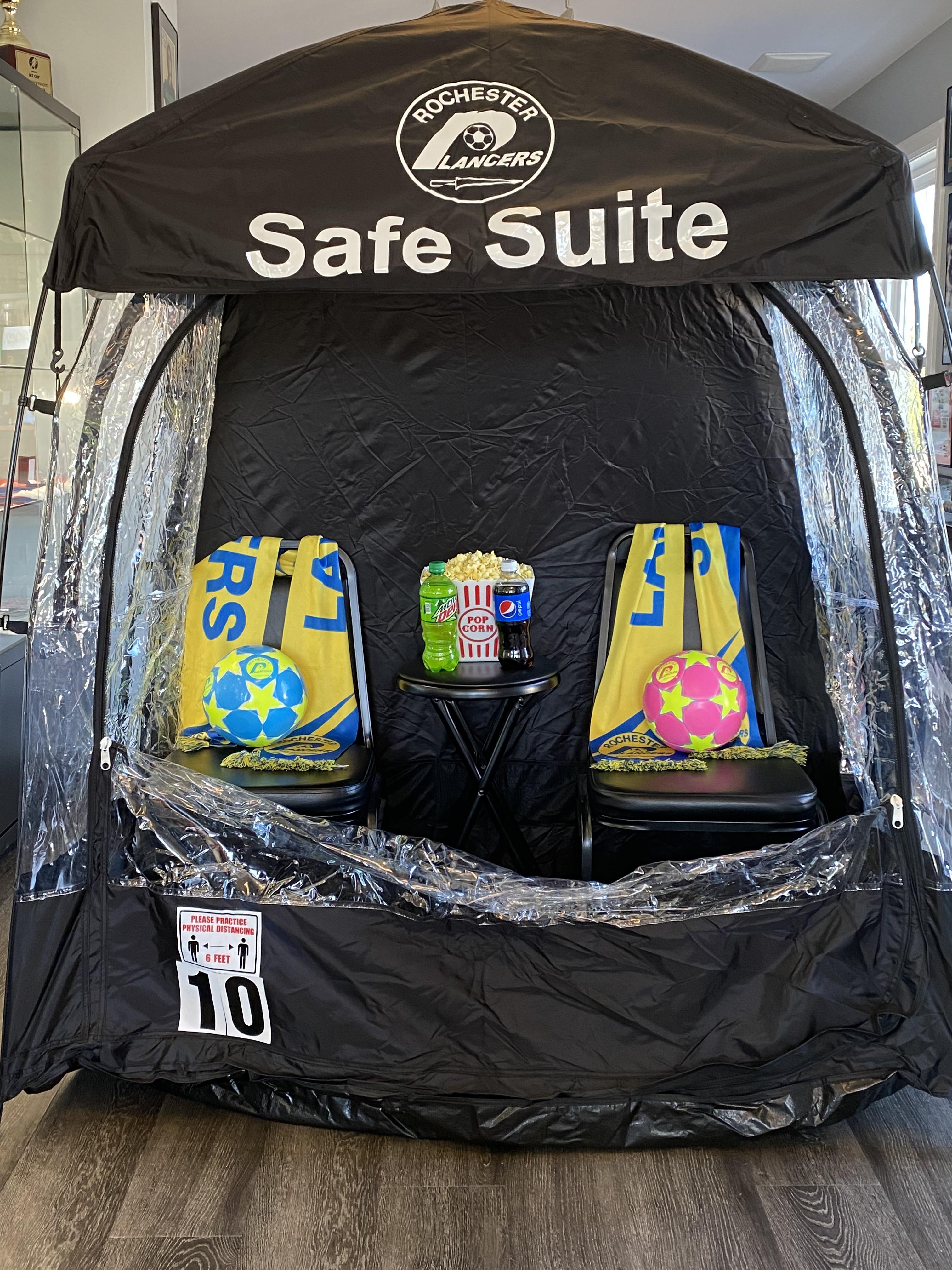 Lancers Safe Suite