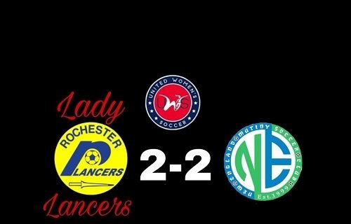 Lady Lancers Open Season with 2-2 tie vs New England Mutiny