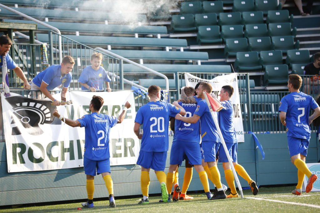 Gerber nets game winner; Lancers take season finale