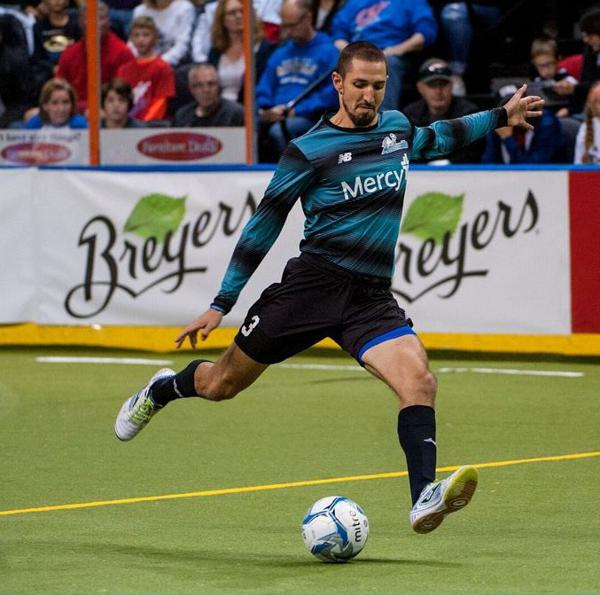 Former Lancer Acosta Selected MASL Defender of the Year- Podcast Interview