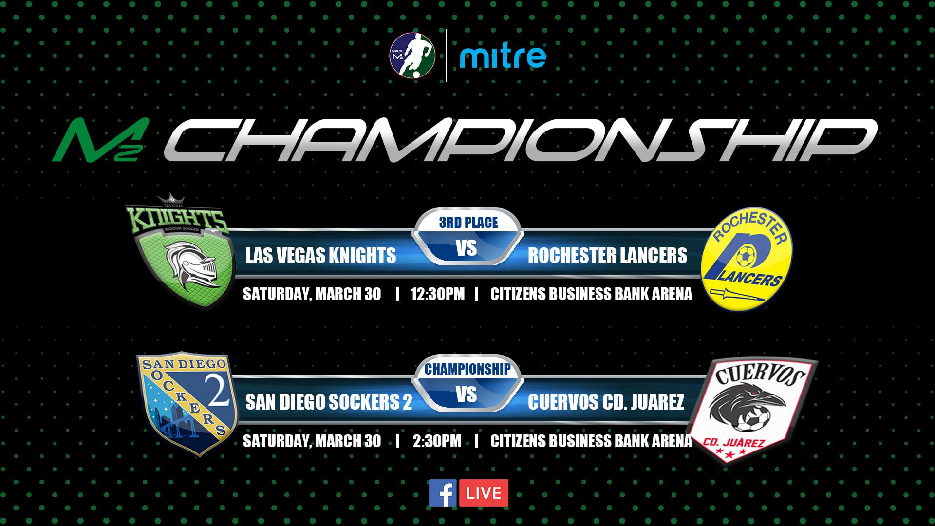 Live stream: Las Vegas Knights vs. Rochester Lancers