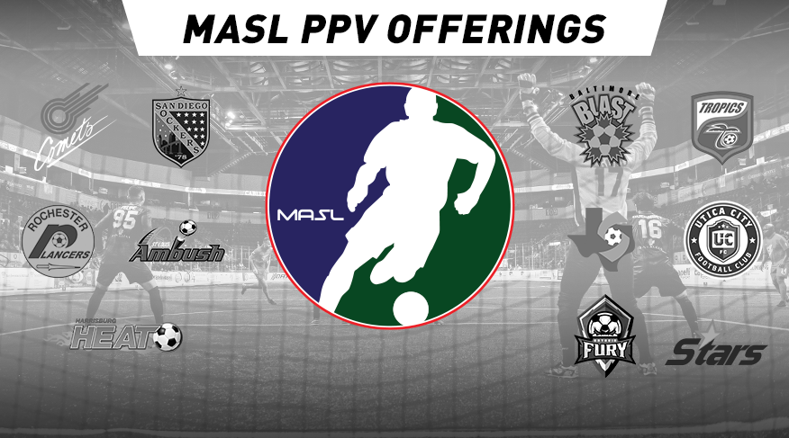 MASL now offering PPV option