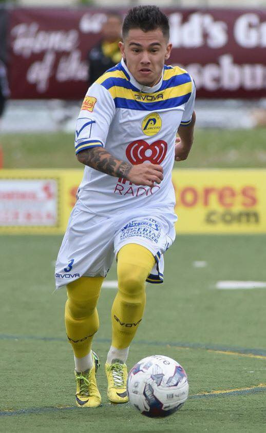 Antonio Manfut loves the fact he is returning to Rochester.