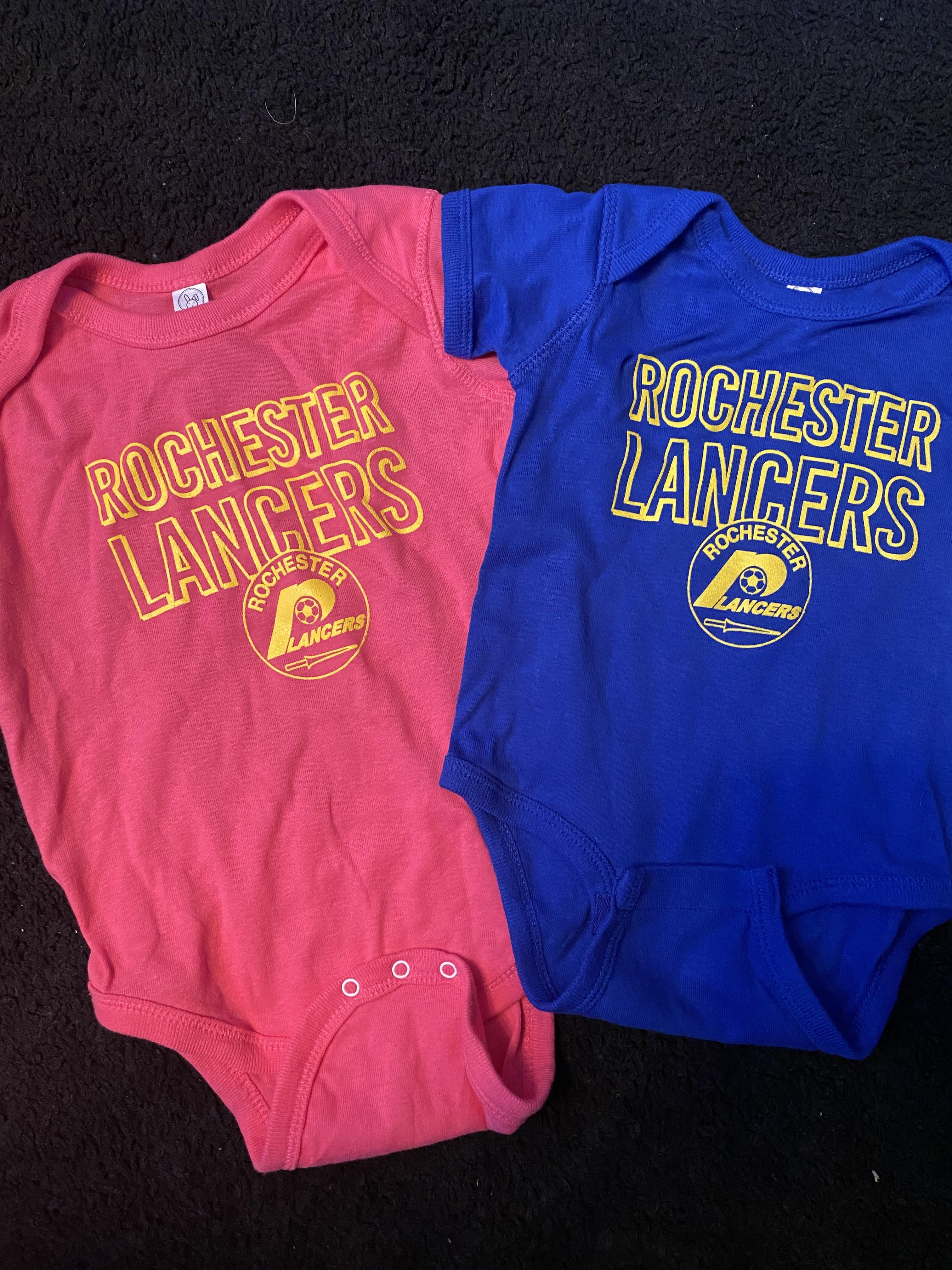 Lancer Baby Onesies