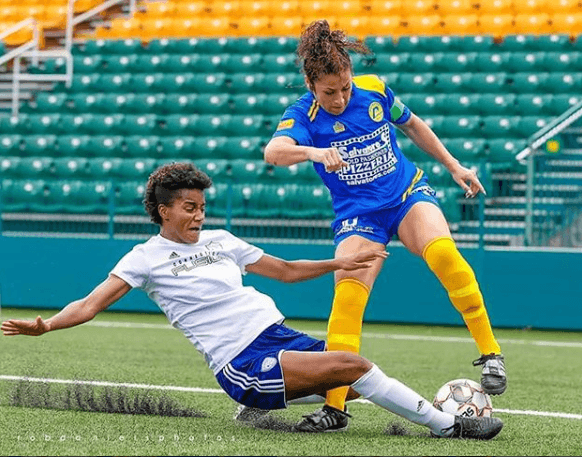 Overseas adventures over, Barbuto stars for Lady Lancers