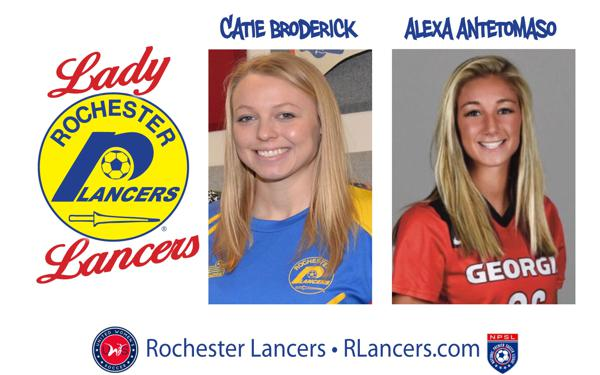 Lady Lancers Player Signings