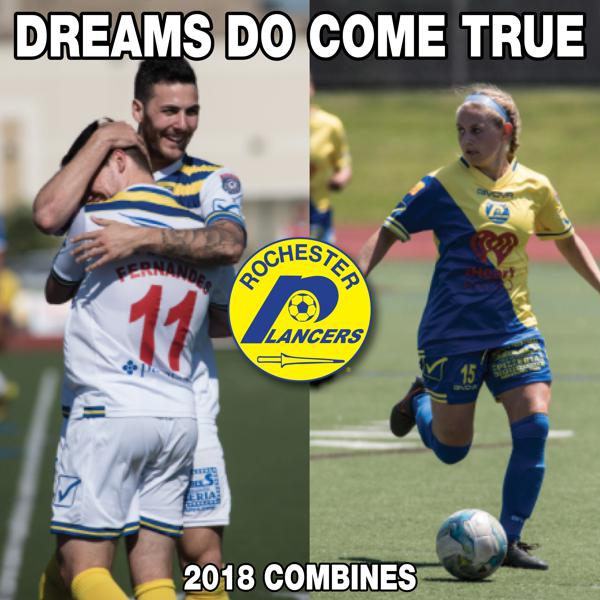 RLancers Announce NPSL/UWS Combine Dates for 2018