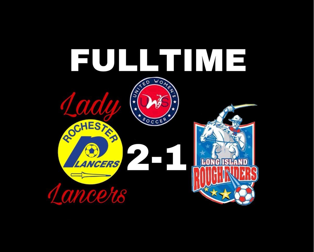 Lady Lancers Defeat Rough Riders 2-1 with 2 Goals from Elin Eklund