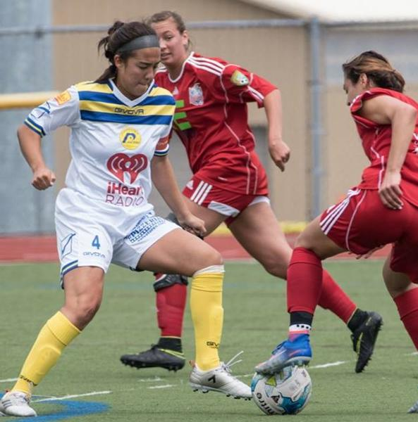 Dylan Patterson to represent Philippines WNT