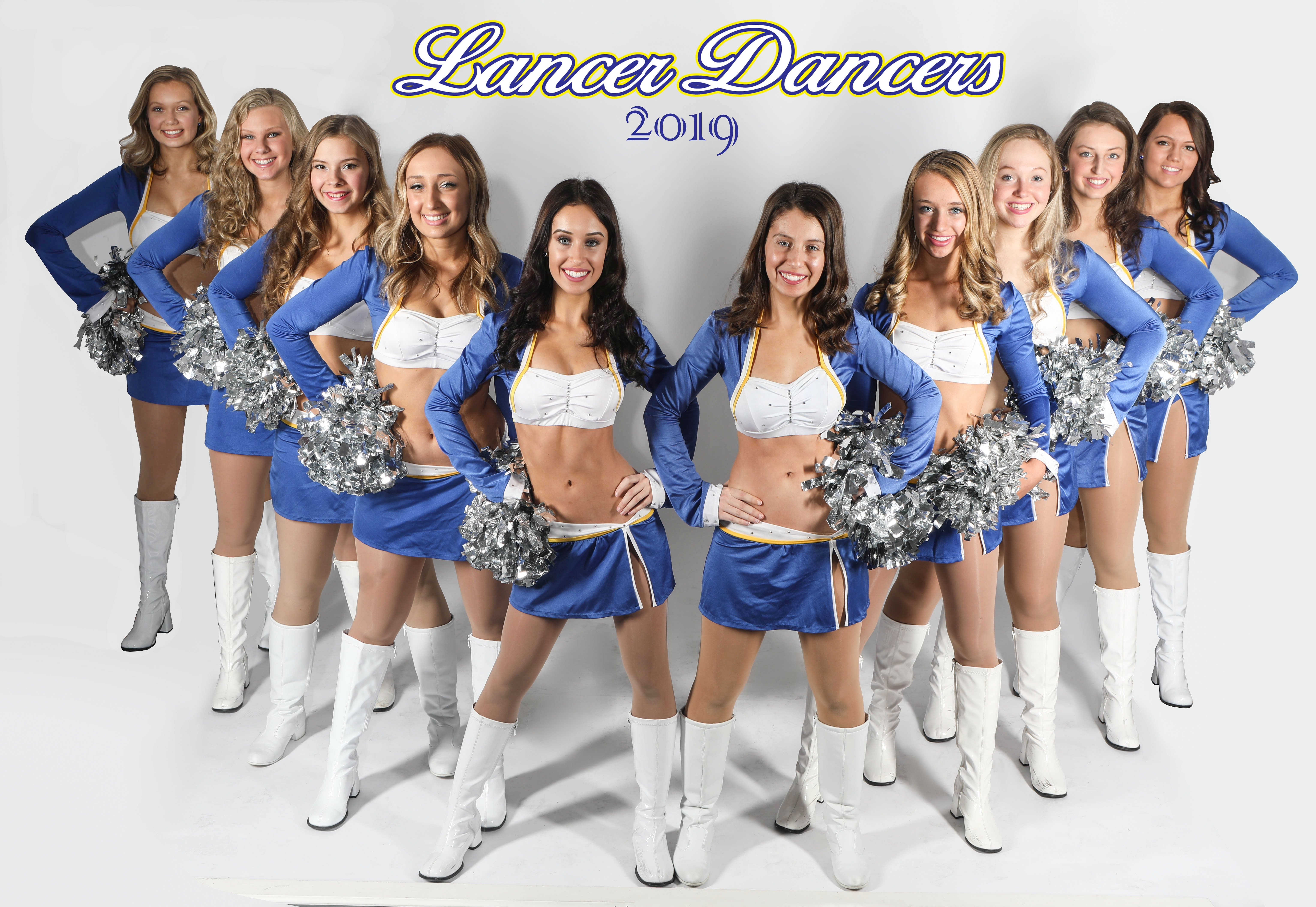 Lancer Dancers Announce Indoor Auditions
