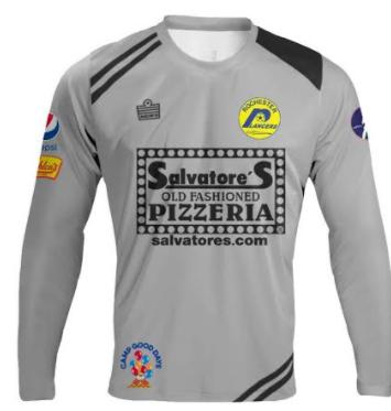 2020 Goalkeeper Indoor Jersey