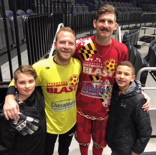 MASL 2018 Playoffs with Lancers Legends