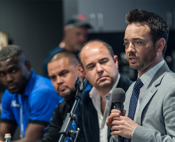 COMMISSIONER JOSHUA SCHAUB TO RESIGN AFTER MASL SEASON