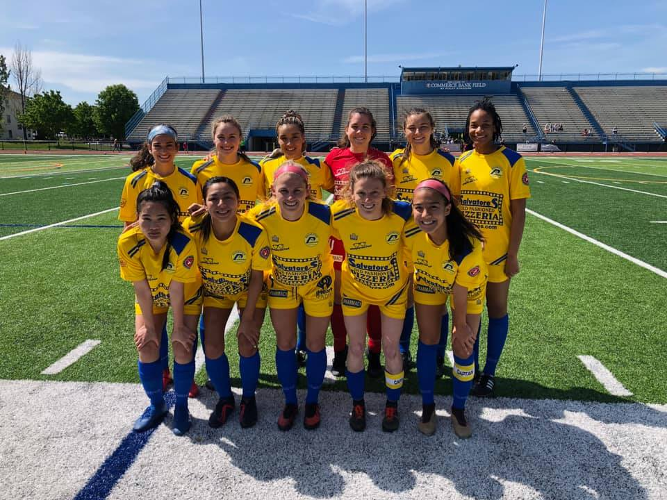 Lady Lancers Earn First Victory of UWS Season