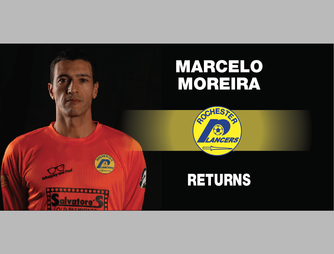 Lancers Veteran GK, Marcelo Moreira Returns