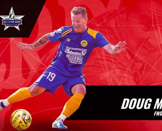 Doug Miller joins MASL All-Star game