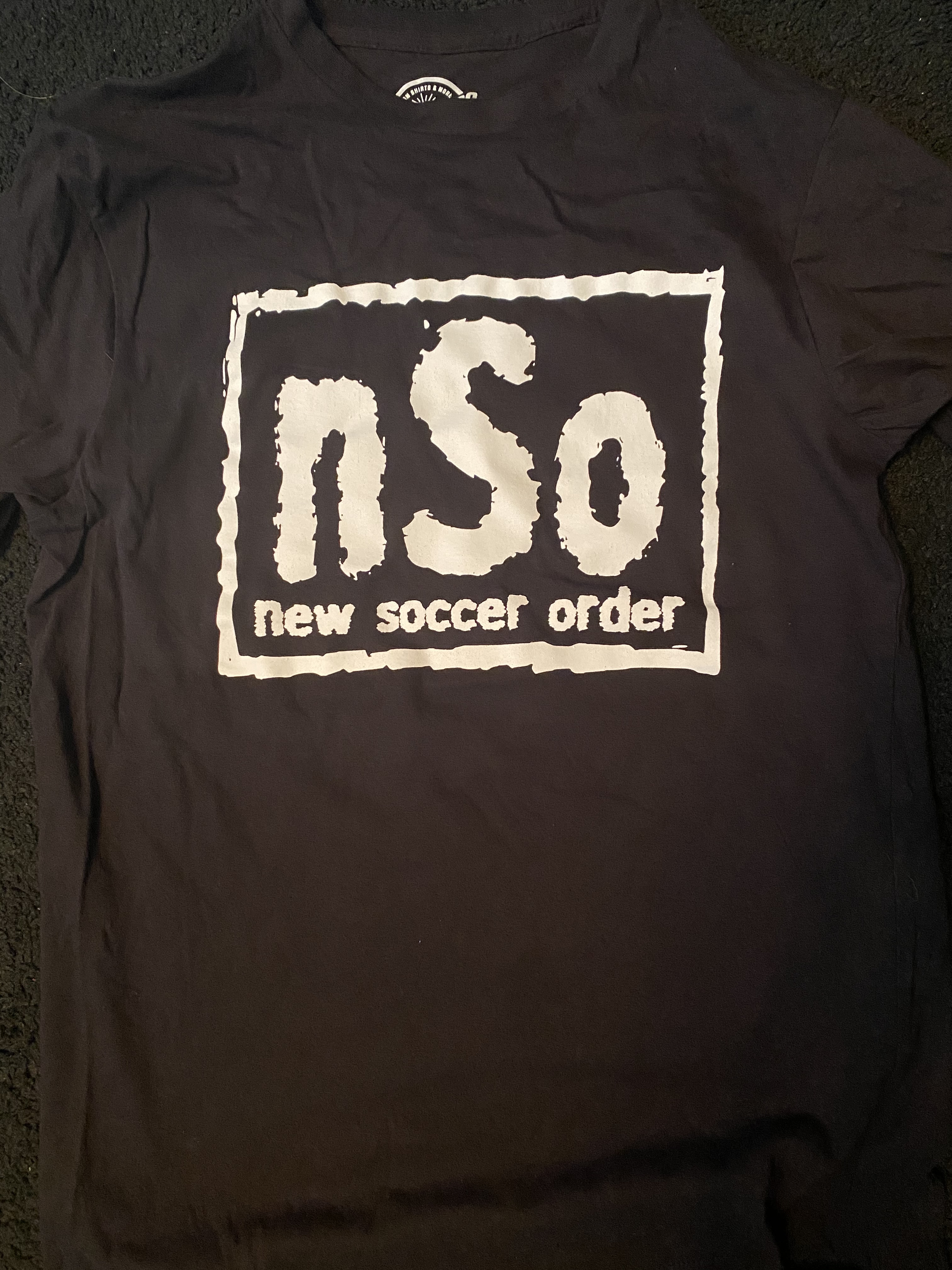 New Soccer Order TShirt