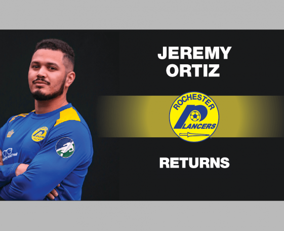 Jeremy Ortiz Returns