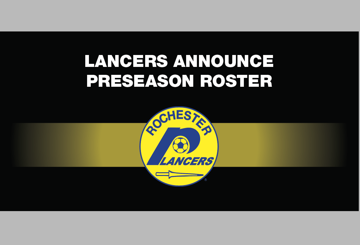 Lancers Announce Preseason Roster