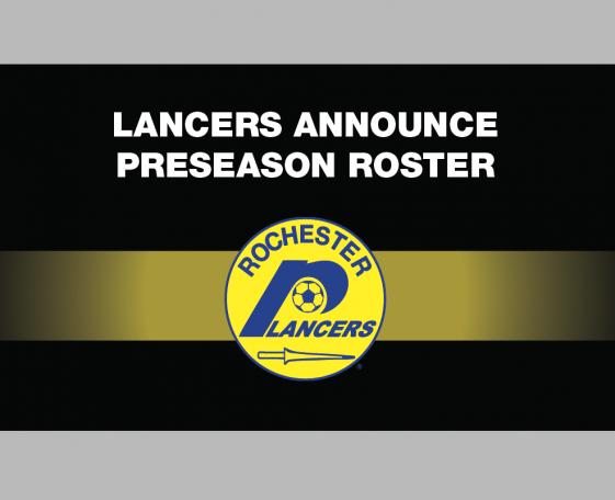 Lancers Announce Preseason Roster
